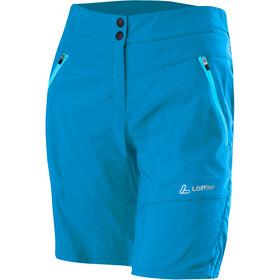 Löffler Evo CSL Bike Shorts Women, blue lake